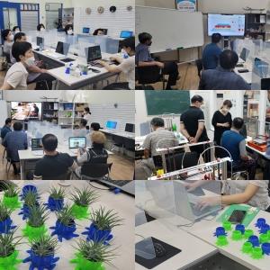 실버단체교육  3D프린터